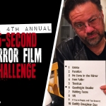 Fourth Annual 15 Second Horror Challenge