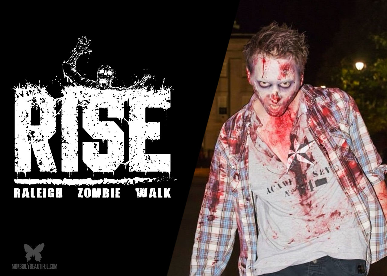 Raleigh Zombie Walk