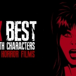 Top Ten Goths in Horror Movies