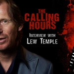 The Calling Hours 2.47: Interview with Lew Temple