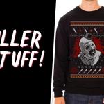 Killer Stuff: X-Mas Sweaters From Terror Threads