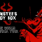 Monster's Toy Box: Goblin's Suspiria Tour