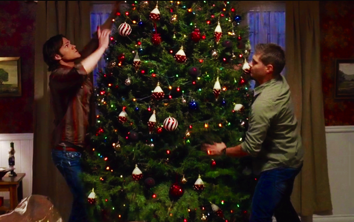 Supernatural Christmas Episodes.12 Days Of Christmas Specials Morbidly Beautiful