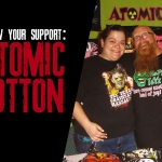 Fund It Friday: Support Atomic Cotton