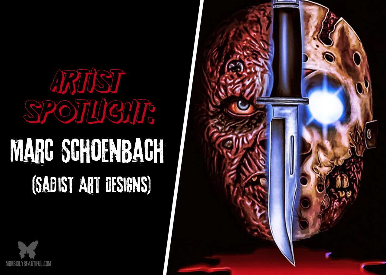 Marc Schoenbach Sadist Art Designs