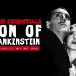 Eerie Essentials: Son of Frankenstein (1939)