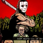 Horror-On-Sea Review: Camp Death III in 2D!