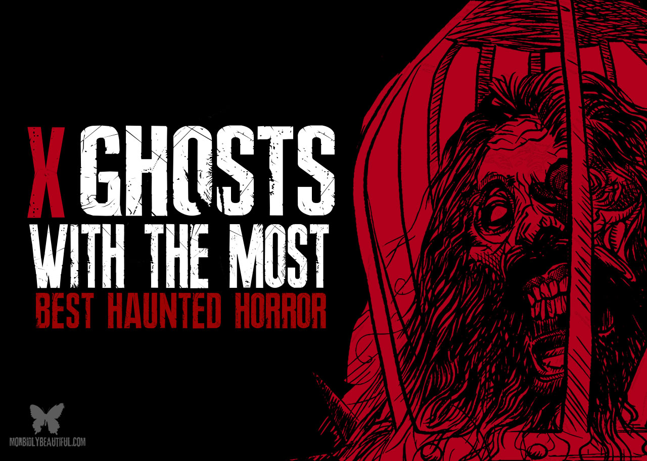 Ten Best Ghost Horror Films