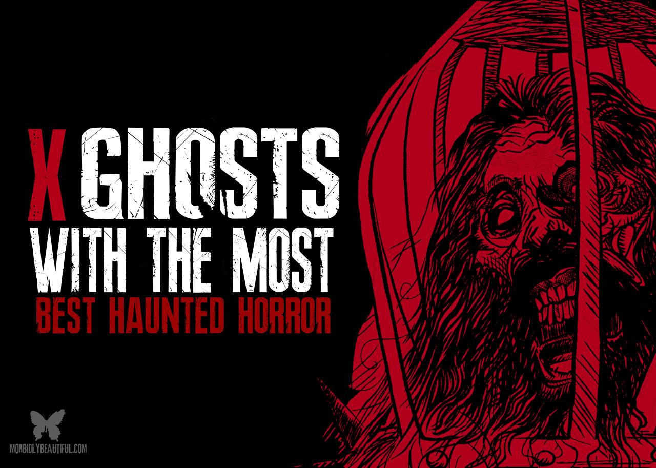 Ten Best Ghost Horror Films