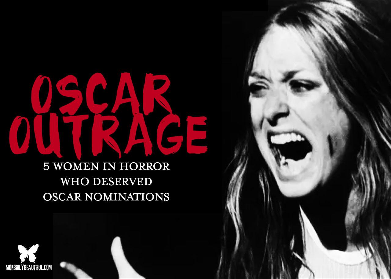 Oscar Outrage