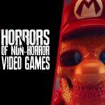 Top Ten Horrors of Non-Horror Video Games