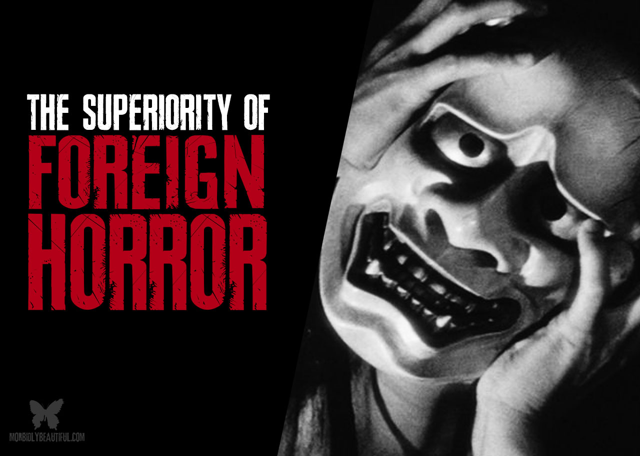 foreign horror