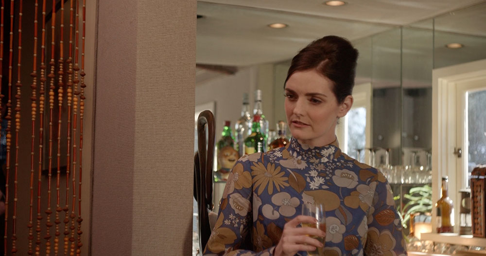 Lydia Hearst The Haunting of Sharon Tate