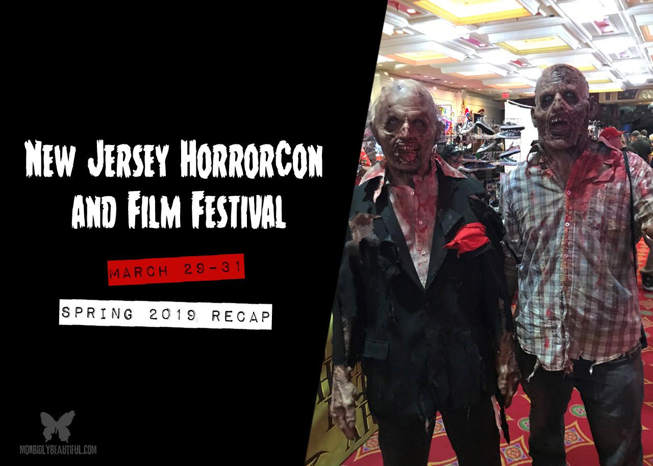 NJ HorrorCon