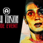 """Hearts Will Bleed: """"High Tension"""" Fundraiser"""