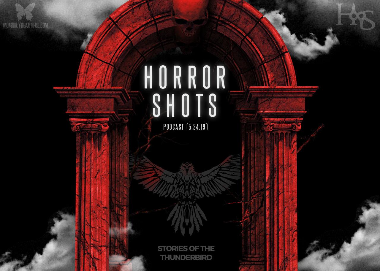 Horror Shots Podcast Thunderbird