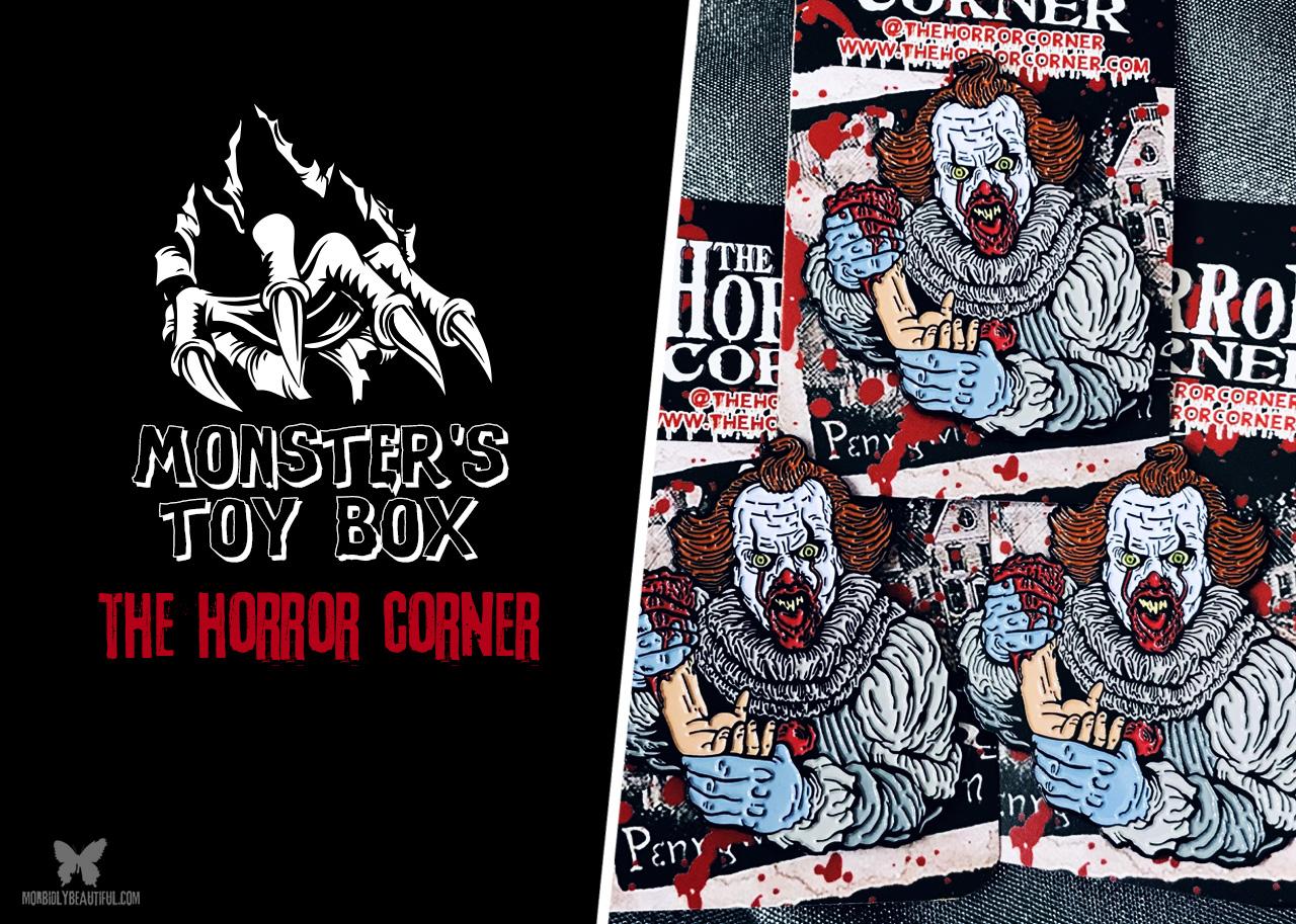 The Horror Corner