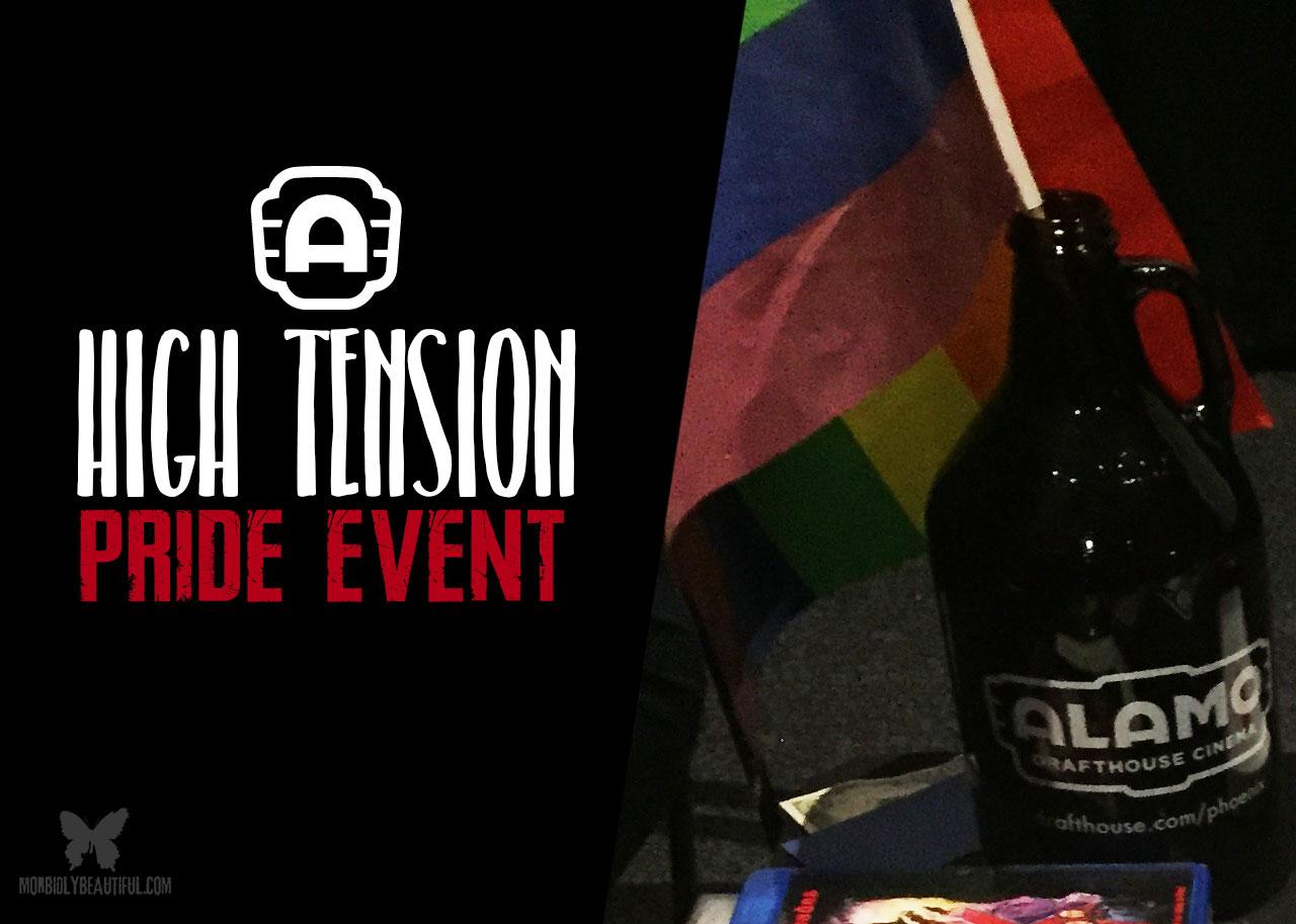 High Tension Pride Month Screening