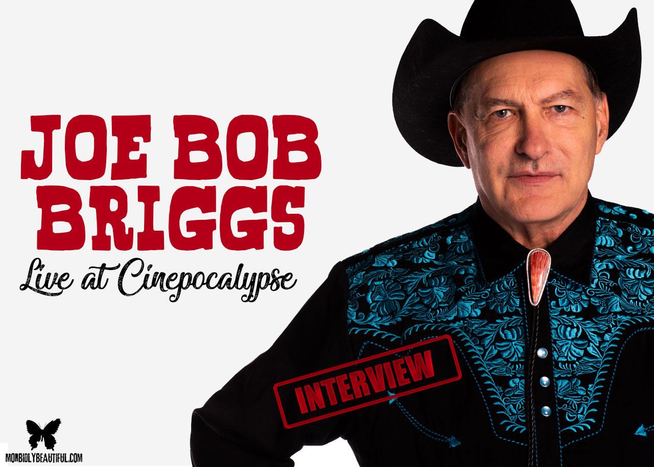 Joe Bob Briggs Live at Cinepocalypse