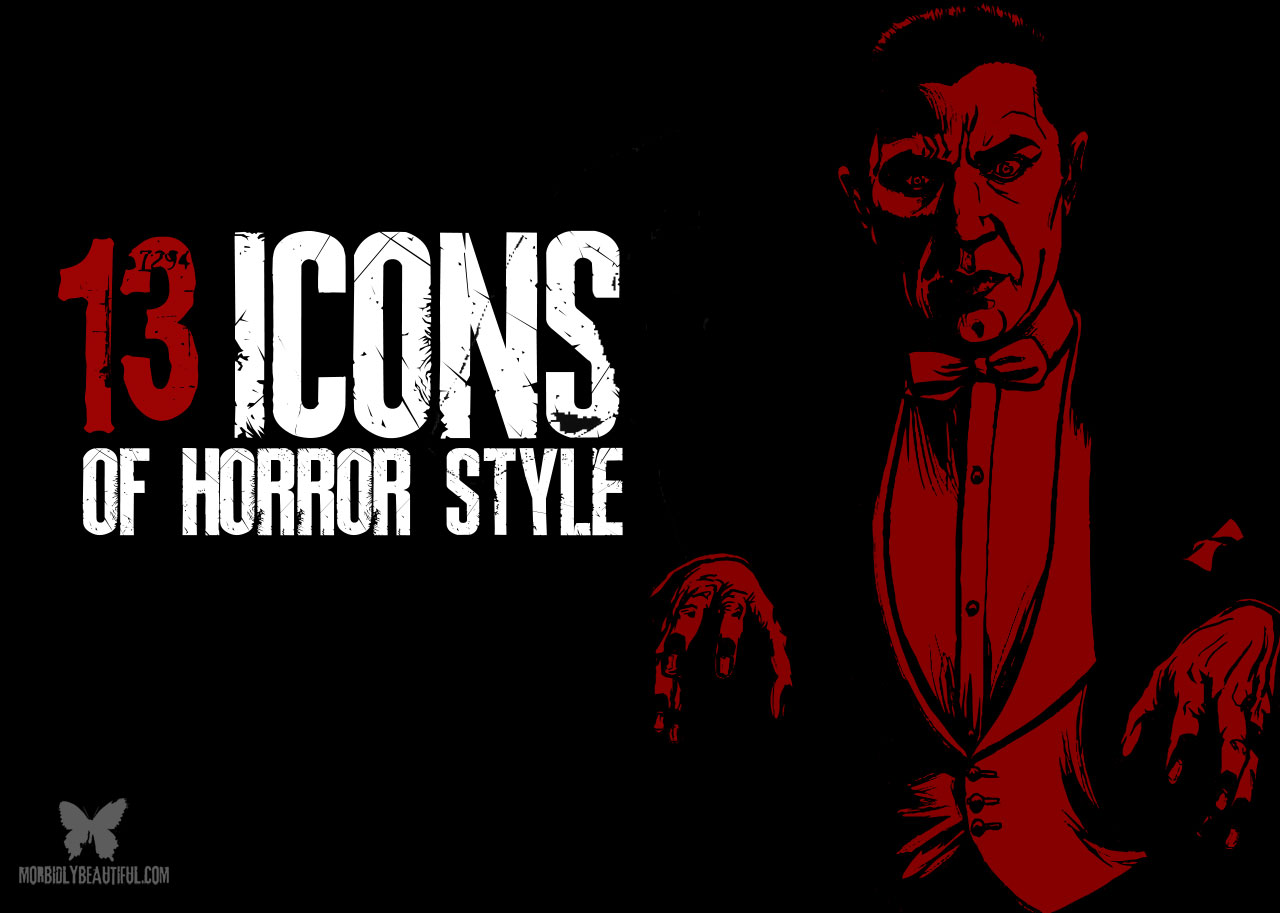Icons of Horror Style