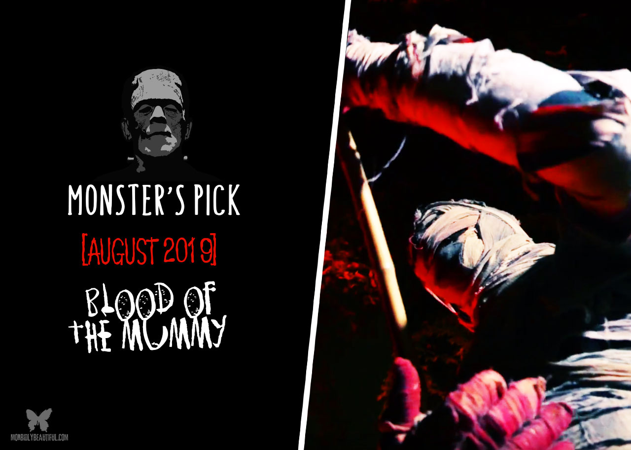 Blood of the Mummy