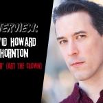David Howard Thornton: Silence Behind the Violence