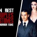 10 Great Couples Costumes for Horror Movie Fans