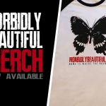 Available Now: Exclusive Morbidly Beautiful Merch