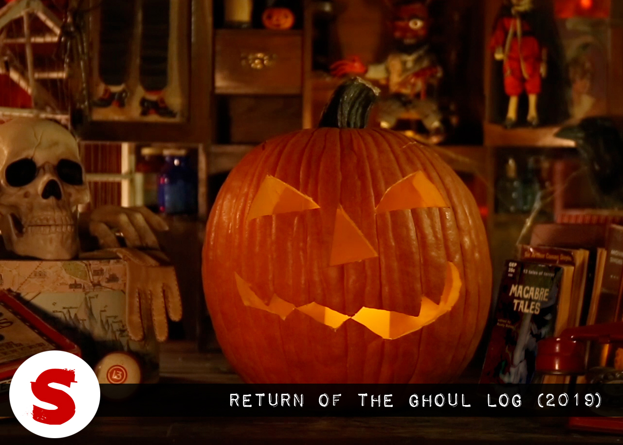Return of the Ghoul Log