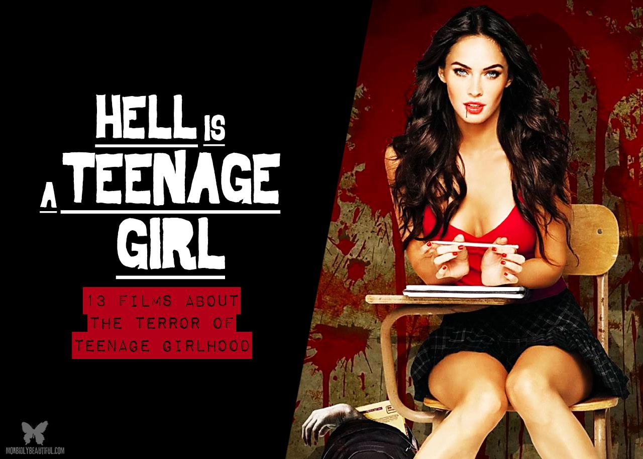 Hell is a teenage girl