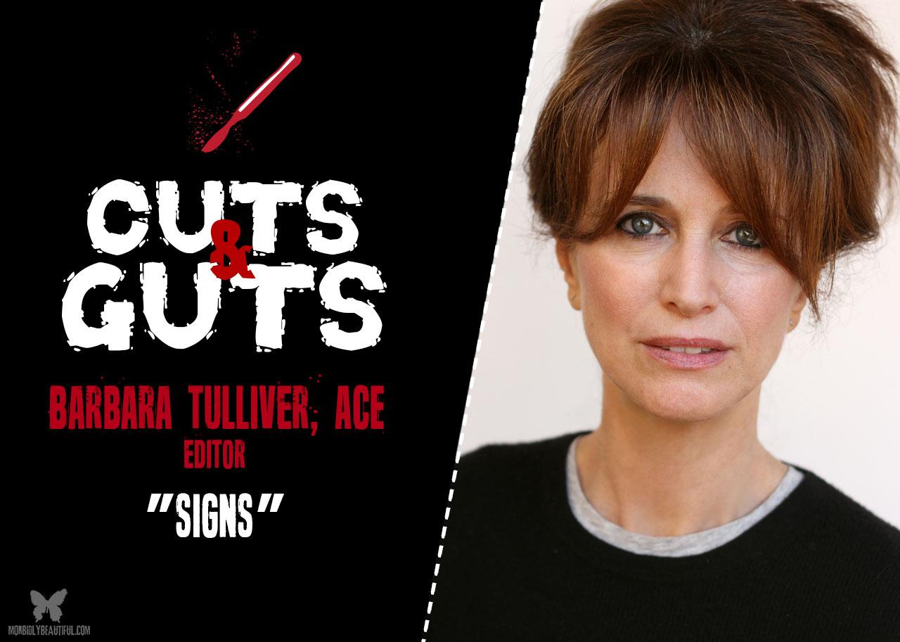 Barbara Tulliver Editor Signs