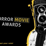 """Cast Your Vote in """"The Horror Movie Awards"""""""