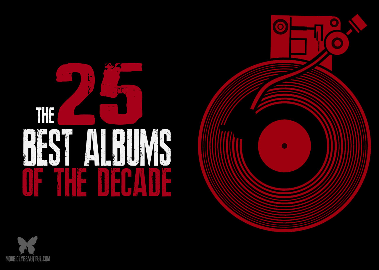 best albums of the decade