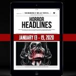Horror Headlines: January 13 - 19, 2020