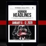 Horror Headlines: January 6 - 12, 2020