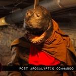 Horror-on-Sea: Post Apocalyptic Commando Shark