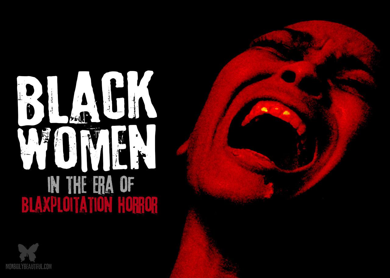 black women blaxploitation cinema