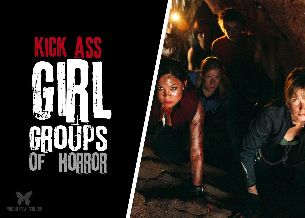 Girl Groups of Horror