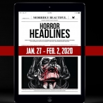 Horror Headlines: Jan 17-Feb 2, 2020