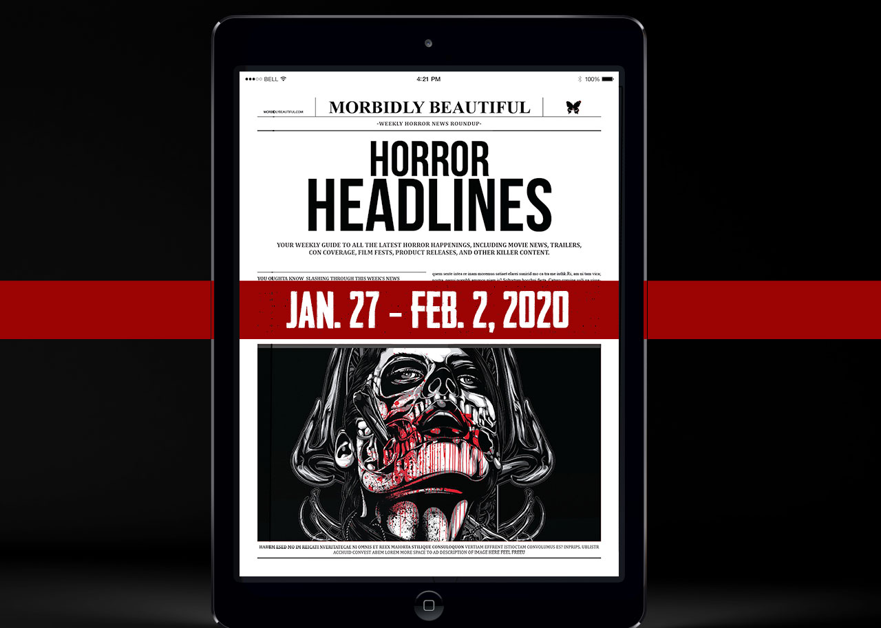 Horror Headlines