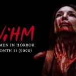 Women in Horror Month 2020