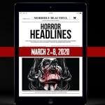 Horror Headlines: March 2-8, 2020