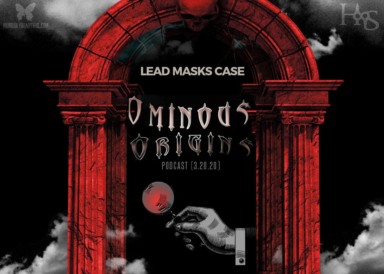 Lead Masks Case
