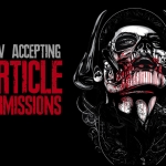Now Accepting Submissions
