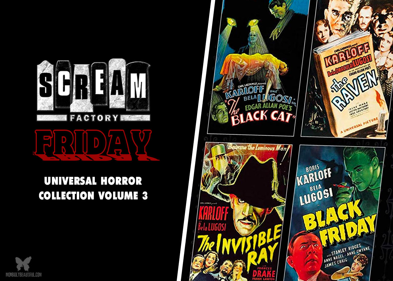 Universal Horror Collection 3