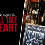 Save the Tell Tale Heart Tattoo & Gallery