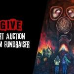 Fund It Friday: Art Auction BLM Fundraiser