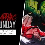 Sapphic Sunday: Crypt of the Vampire (1964)