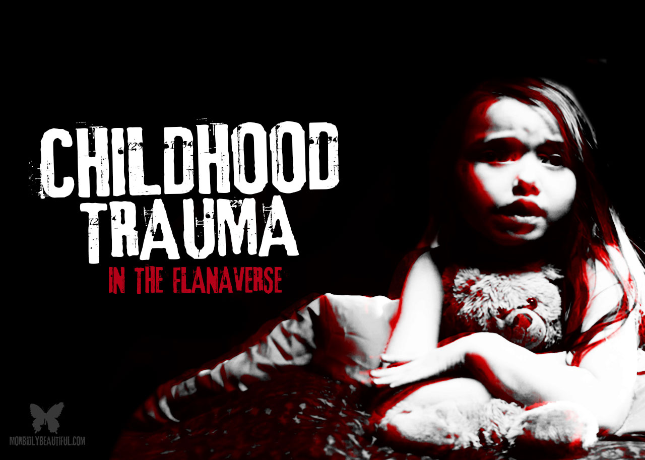 Childhood Trauma in the Flanaverse