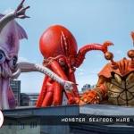 Fantasia Film Fest: Monster Seafood Wars (2020)